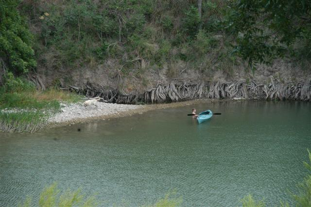 Los Vecinos Ranch - Family and Group Lodging on the Frio River in the Texas Brush Country